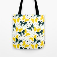 Butterflies two Tote Bag