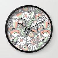 Annabelle - Bliss Wall Clock