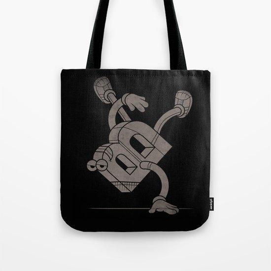 B-Boy Tote Bag