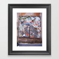 roma 398 Framed Art Print