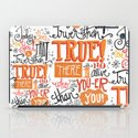 TODAY YOU ARE YOU... - DR. SEUSS iPad Case