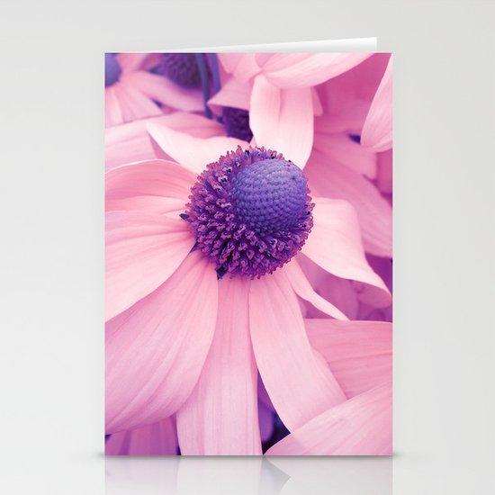 pastel sunflower Stationery Card