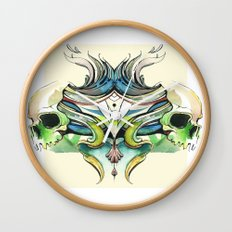 therapy 2 Wall Clock