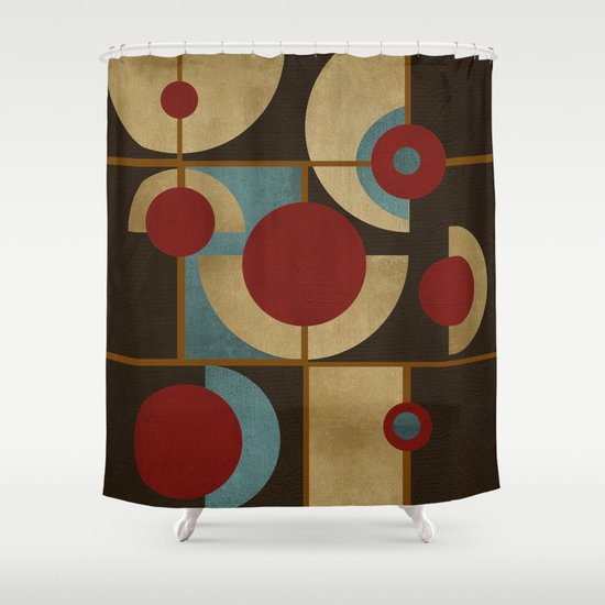 Textures/Abstract 98 Shower Curtain