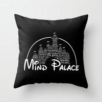 Mind Palace Throw Pillow
