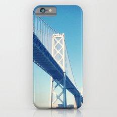 south side, bay bridge iPhone 6 Slim Case
