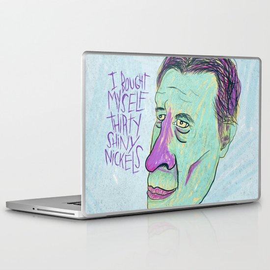 SHINY NICKELS Laptop & iPad Skin