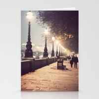 London Stroll  Stationery Cards
