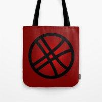 Feeling Strange? Tote Bag