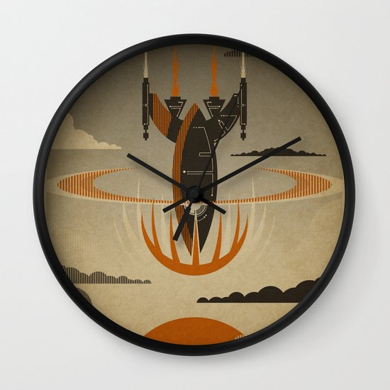 The Return Wall Clock