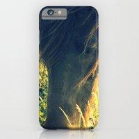 iPhone & iPod Case featuring Grazing by Beach Bum Chix