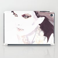 Fashion Illustration In … iPad Case