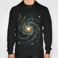 Pinwheel Galaxy M101 (8bit) Hoody