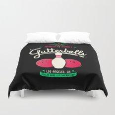 Gutterballs Duvet Cover