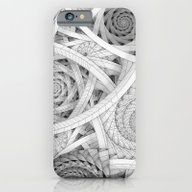 GET LOST - Black And Whi… iPhone 6 Slim Case