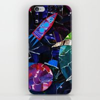 Gimme Some Space! iPhone & iPod Skin