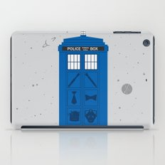 The Tardis Got Some Ink iPad Case