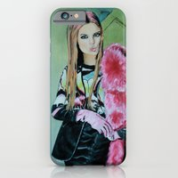 iPhone & iPod Case featuring THE JPG GIRL by Maud Villers