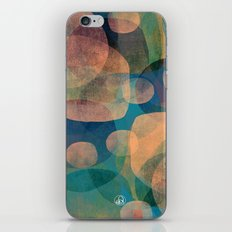 Turq iPhone & iPod Skin