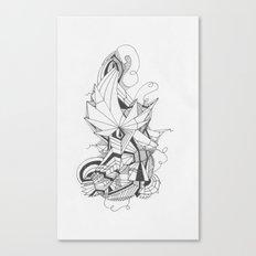 Art of Geometry 1 Canvas Print