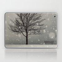 January Snow Laptop & iPad Skin