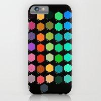 Darth Color Chart iPhone 6 Slim Case