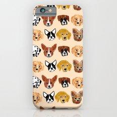 Dogs! iPhone 6 Slim Case
