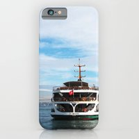 ship iPhone & iPod Cases featuring Ship by kartalpaf