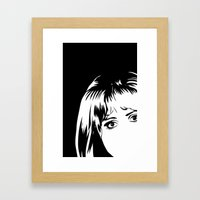 dollybird Framed Art Print