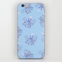 octopi iPhone & iPod Skin