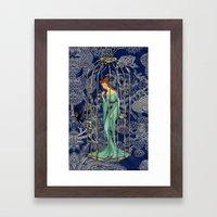 Sansa: Sing Songbird Framed Art Print
