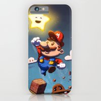iPhone & iPod Case featuring Super Brother by Jón Kristján Kristinsson