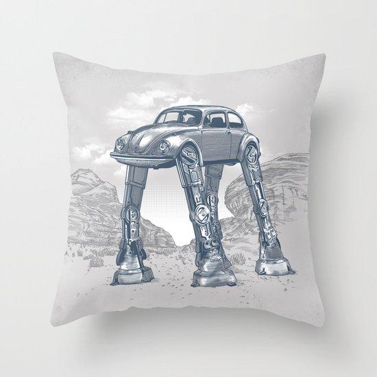 Star Warsvergnugen Throw Pillow