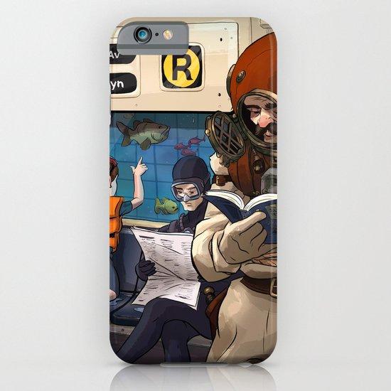 Aquarium on the 'R' iPhone & iPod Case