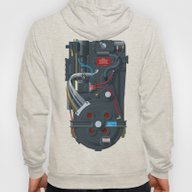 Proton Pack, Ghostbuster… Hoody