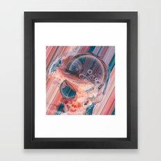 Weakness Goo Framed Art Print