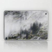 Alaskan Fog Laptop & iPad Skin