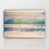Green Spray Laptop & iPad Skin