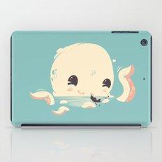 Adorable Octopus Battle iPad Case