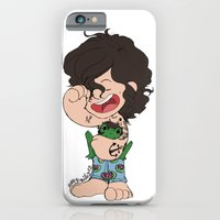iPhone & iPod Case featuring Sleepy Haz by Ashley R. Guillory