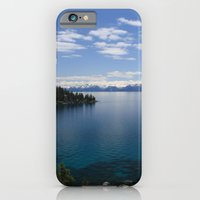 Clear Water iPhone 6 Slim Case