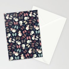 winter fun Stationery Cards
