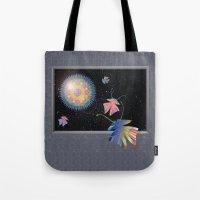 Slightly Altered Consciousness  Tote Bag