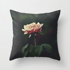A Little Romance Throw Pillow