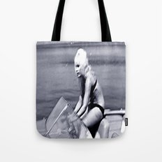 Elke Sommer In The Frenc… Tote Bag