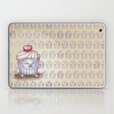 There is a Monster in my cupcake Laptop & iPad Skin