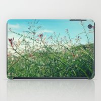 Field Wild Flowers iPad Case
