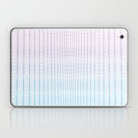Circle Gradient Laptop & iPad Skin