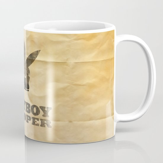 playboy trooper  Mug