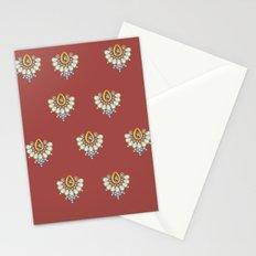 Hindi Pattern Stationery Cards